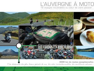 ROADBOOK AUVERGNE